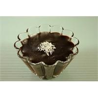 Mikrodalga Fırında Kakaolu Puding