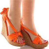 Yüksek Topuklu Bayan Ayakkabı Modelleri