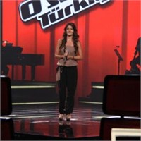"""Selin Ataş … : """" O Ses Türkiye """" – 08/10/2012"""
