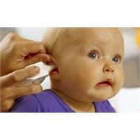 Çocuklarda Orta Kulak İltihabına Dikkat