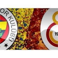 Fenerbahçe - Galatasaray 2013 Derbisi