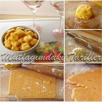 Peynirli Çıtır Kraker - Lezzetbloglari