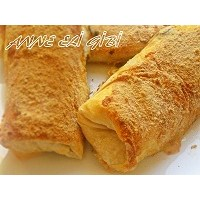 Ispanaklı Galeta Ununa Bulanmış Börek