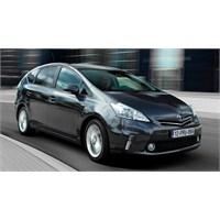 Toyota Prius Yenilenen Adac Ecotest'ten 5 Yıldız..