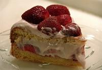 Sevgililer Gününde Çilekli Pasta Yapmak ? :)