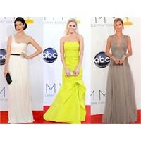 2012 Emmy Ödülleri - Ünlüler Nasıl Giyinmiş?