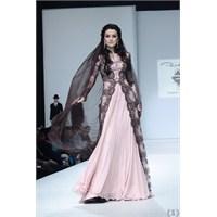 2012 Tesettür Elbise Modelleri