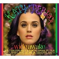 Katty Perry Wide Awake