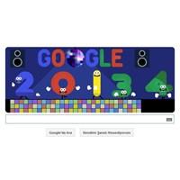Google 2014 İçin Doodle Hazırladı