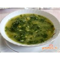 Karadeniz'den Bir Tarif: Isırgan Çorbası