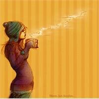 Sıcak Çikolat''aşk''
