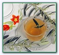 Zeytin Yaprağı Çayının Faydaları