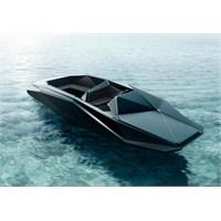 Zaha Hadid'den Z Boat