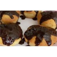 Bitter Çikolatalı Muffin Tarifi