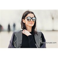 Trend Alarmı: Aynalı Güneş Gözlükleri