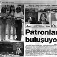 Türkiyenin Patronları Nano Teknoloji İçin Buluştu
