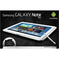 Samsung Galaxy Note 10.1 Jelly Bean Güncellemesi