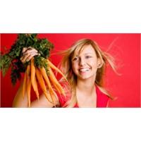 Sebze Ve Meyveler Ciltleri Güzelleştiriyor