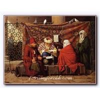 Tarihi Fotoğraflarla Osmanlı'daki Meslekler