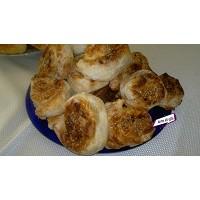 Patatesli Kıymalı Gül Böreği