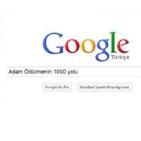 Yuh Dedirten Google Araması !