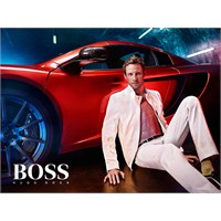 Hugo Boss X Mclaren Collection By Jenson Button