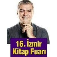 Yılmaz Özdil İzmir Kitap Fuarı'ndaydı