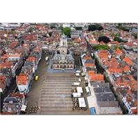 Trenler, Kanallar, Bisikletler… 3. Gün: Delft& Utr
