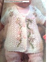 Güzel Bir Bebek Yeleği..
