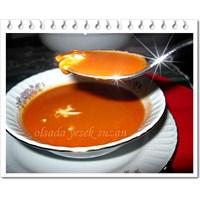 Sütlü Domates Çorbam