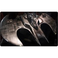 Dark Knight Rises: Yeni Batwing Görüntüleri