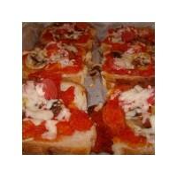 Kolay Pizzalardan Ekmek Pizzası