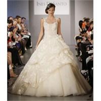İnes Di Santo 2014 İlkbahar Bridal Koleksiyonu