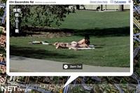 """Google'ın """"street View"""" Planına Tepki"""