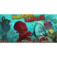 Canavarlara Dolu Bir Dünya; Quadropus Rampage