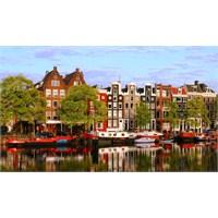 Birer Günde Amsterdam - Rotterdam (Hollanda)