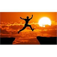 Başarmak İçin Cesaretli Ol