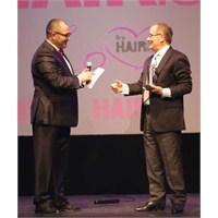 Yılın Meslek Onur Ödülü'nün Sahibi Metin Bahçecik