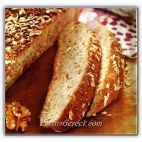 Ballı Ve Cevizli Tam Buğday Ekmeği (6 Kişilik)