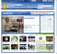 Kapanan Dailymotion Video Sitesine Girme