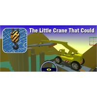 Little Crane That Could Vinç Kullanma İphone Oyunu