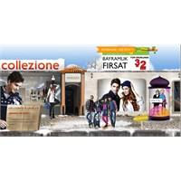 Collezione Bayram İndirimi 3 Al 2 Öde Kampanyası