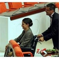 """Tekerlekli Sandalye Talebine; """"Ödenek Yok!"""""""