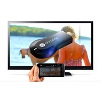 İnternet Eğlencesi Chromecast İle Televizyonda
