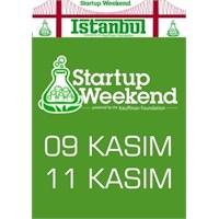 Startup Weekend İstanbul 'da