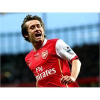 "Tomas Rosicky: ""Kariyerimi Arsenal'de..."""