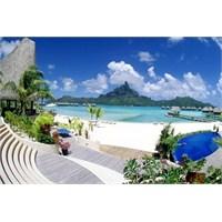 Pasifik Okyanusu Bora Bora'da Tatil Yapmak!