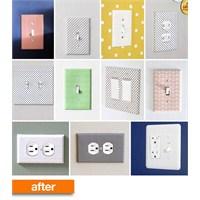 Elektrik Düğmelerini Renklendirelim
