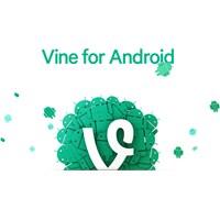 Vine Uygulaması Android Uyumlu Oldu!