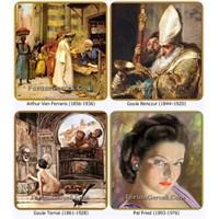 Macar Ressamların Biyografi Ve Tabloları